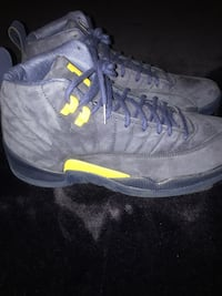 "Jordan 12's ""Michigan"" South Weber, 84040"