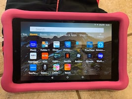 Like New Kindle Fire 8 Kids Edition
