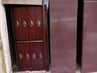 brown wooden cabinet with drawer Baltimore, 21217