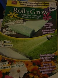 Roll 'n Grow book Edmonton, T5B 3R8