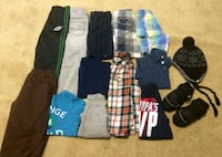 Boys Size 2/3t Lot - Quicksilver, Sask Riders - 15 Items!! Regina, S4X 4L9