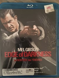 Edge of darkness blu-ray disc case