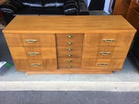 Hard wood dresser: sell to best offer by Sat 10/12 NASHVILLE