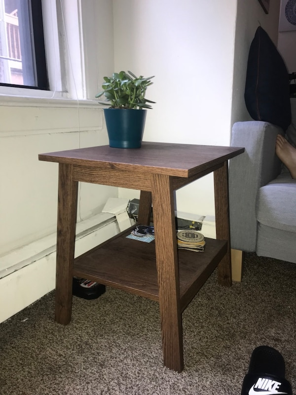 low priced 9f461 8a7dc Ikea Lunnarp Side/End Table
