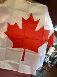 Canadian flag 3 x 5 ft Mississauga, L4T 2A5