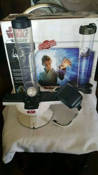 """"""""""" RARE"""""""" STAR WARS FORCE TRAINER"""