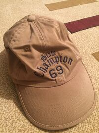 brown State Champion 69 embroidered baseball cap St Albert, T8N 3M6