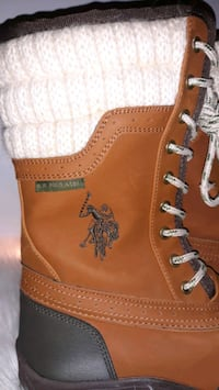 Women's US Polo boots