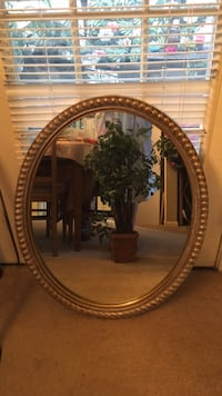 "Mirror, 31"" long by 24"" wide  Springfield, 22153"