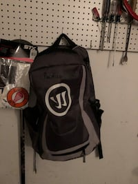 Warrior LAX Backpack Chantilly, 20151