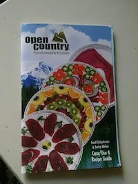Open Country book