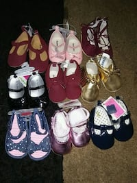 Baby shoes w/ tag Nashville, 37208