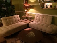 mid century sectional FREDERICK