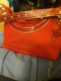 Red evening purse Baltimore, 21206