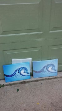 Canvas Wall Art/ wave water Colorado Springs, 80916