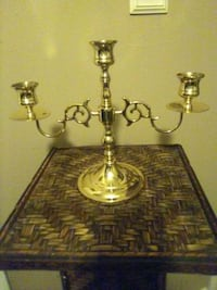 3 tier candleabra Pearl, 39208