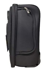 High Sierra Underseat Carry-On Tote Black Toronto