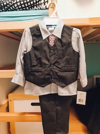 2T Suit Set — perfect for a wedding, baptism or other formal event Fairfax, 22031