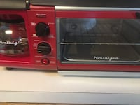 red and black toaster oven San Bruno, 94066