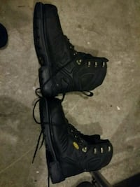 Steal toe boots ,for construction Surrey, V3W 8G4