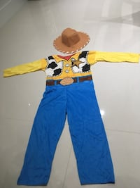 Woody Child Costume. Toy Story! Size Small 4-6 Pembroke Pines, 33029