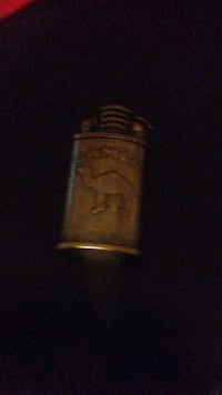 brass Camel lighter
