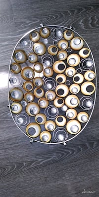 Decoration coffee table