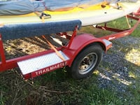 2005 boat trailer w title & sail boat Highspire, 17034