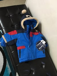 Kids winter jacket.