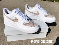Gucci + Air Force 1 St. Catharines