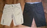 ladies sz 8 shorts Garland, 75040