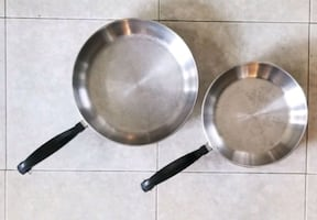 Stainless Steel Skillets