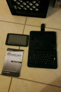 7' Tablet w/ free case/keyboard with Xbox 360 Pembroke Pines