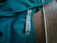 Small maurices brand turquoise dress with belt Winnipeg, R2C 1Y3