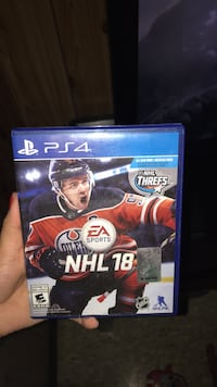 Ea sports nhl 18 ps4 game   Winnipeg, R3E 2E1
