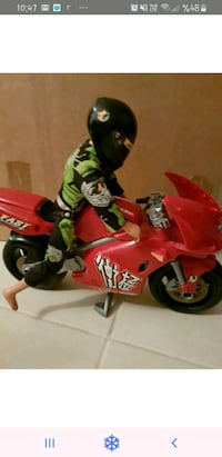 action man motoru