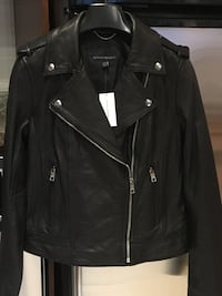 Brand nwt Banana Republic ladies size Small leather jacket retail $610 Vancouver, V5R 0A2
