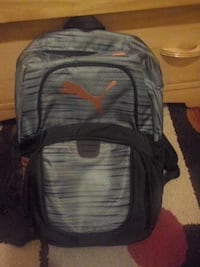 black and gray Nike backpack Montréal, H8T 1Y2