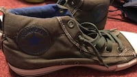 pair of gray and blue Converse sneakers Yonkers, 10704
