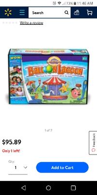 Baloon Lagoon Game Rare Cranium Toy Very fun game Surrey, V3S