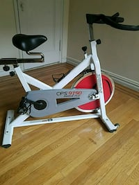 white and red stationary bike Bronx, 10463