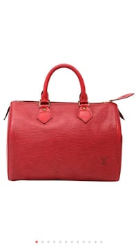 Louis Vuitton red epi bag Arlington, 22201