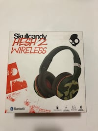 SkullCandy Hesh 2 Wireless Headphones Montebello, 90640