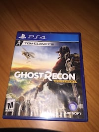 Sony PS4 Ghost Recon case 43 km