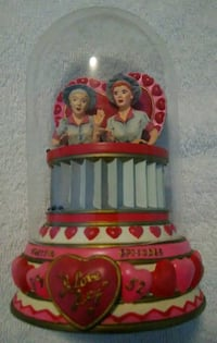 Price drop. Love Lucy Collectable.