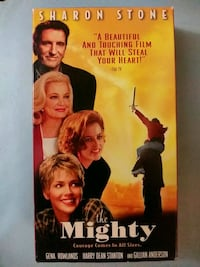 The Mighty vhs Baltimore