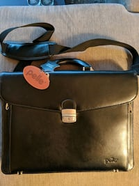 Pelle LEATHER briefcase Burnaby, V5A 1S6