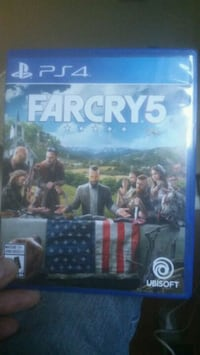 Farcry 5 (ps4) Windsor, B0N 2T0
