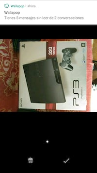Ps3 slim 320gb Aviles