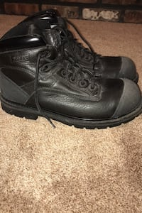 Worx Redwings work boots